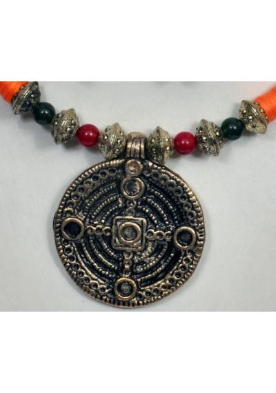 Dokra Jewellery set