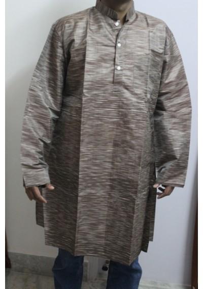 Khadi Silk long Kurta