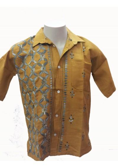 Kantha Shirt