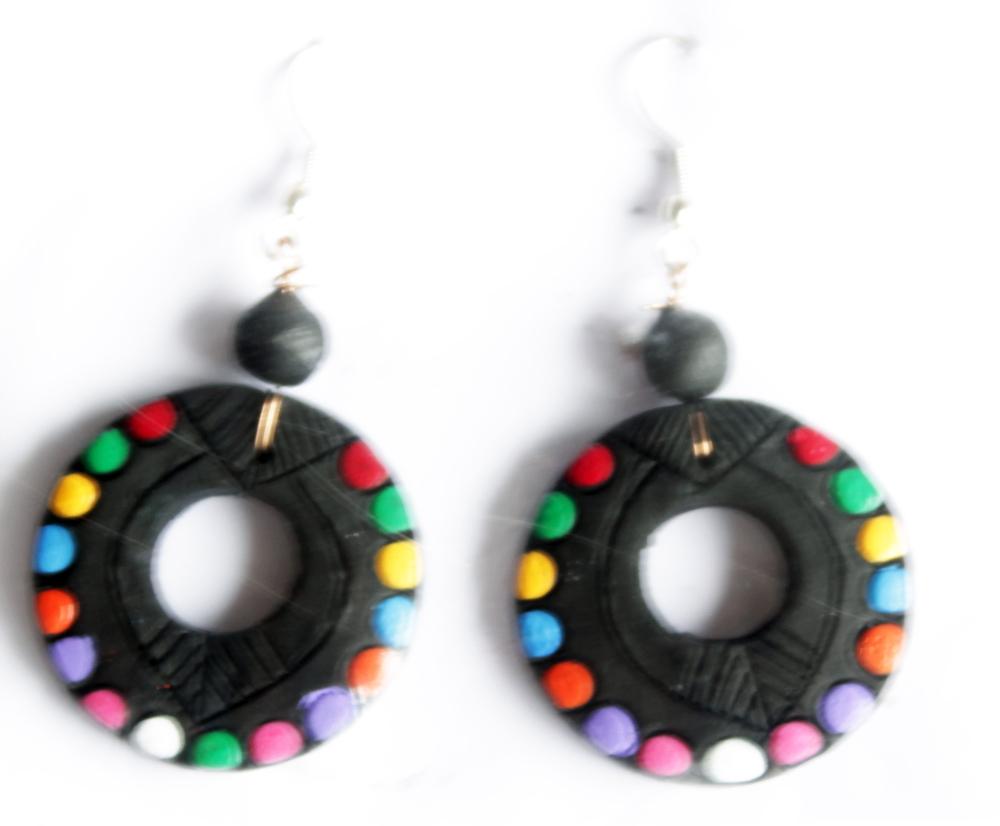 Jhumka earrings meaning gracias